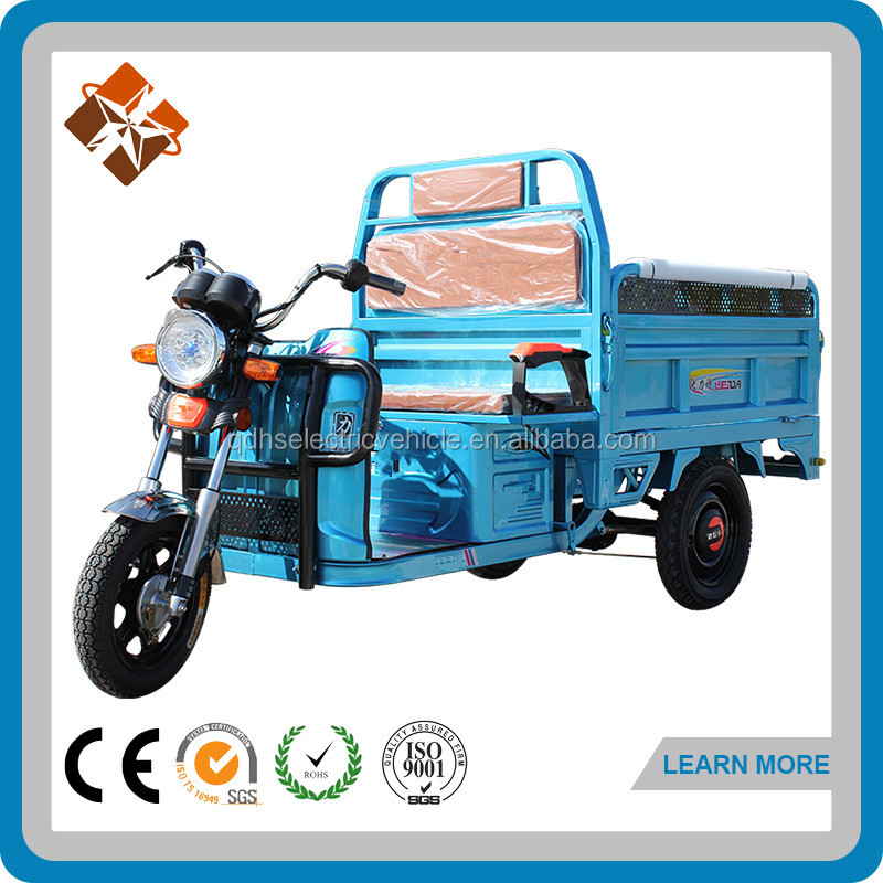 electric scooter three wheel cargo tricycle for hot sale