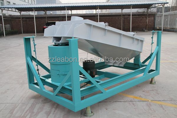 CE Approved Low Noise Vibration Sifter for Feed Plant