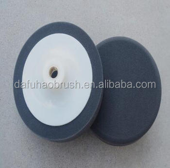 soft polishing Puffing Pad wax foam sponge for car