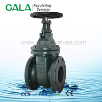 BS 3464 NRS flexible wedge gate valve picture, bypass standard gate valve