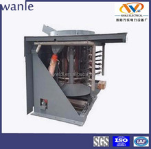 On time shipment 3 ton magnetic yoke electric induction steel scrap smelter