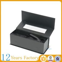 wholesale perfume oil packaging box with window