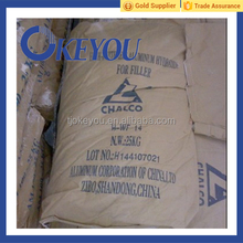 CHCLCO brand High whiteness Aluminum Hydroxide ATH Powder for Filler H-WF-14