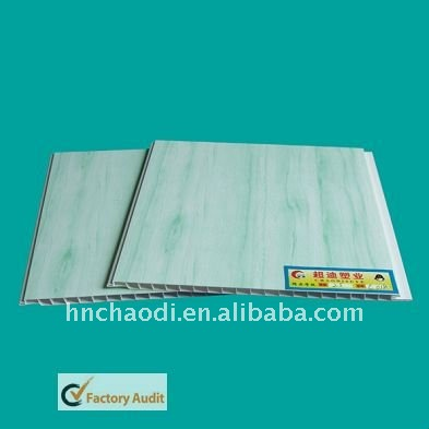 clear plastic wall panel (C 0180 )