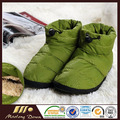 Warm winter down shoes, household indoor cotton slippers
