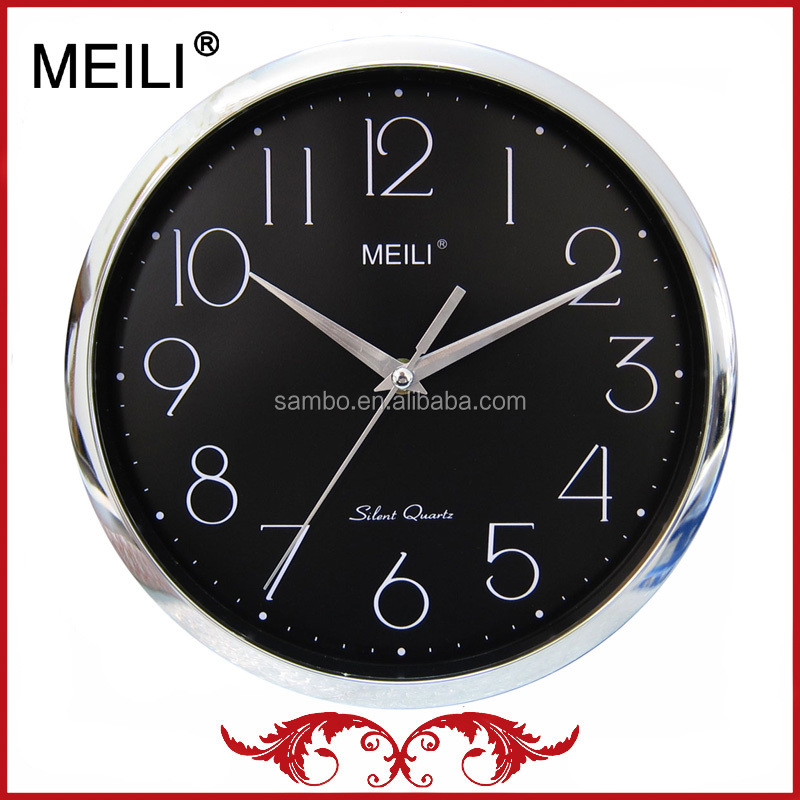 [MEILI] Modern Fashion Quartz Wall Clock