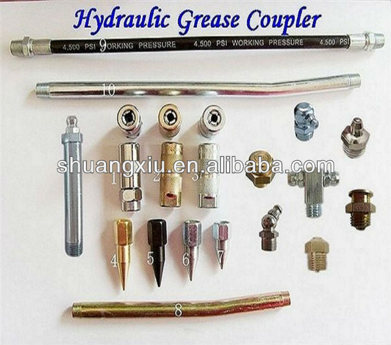 grease nippele(various type and specification)