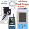 3.5 inch color screen 24 hours recording ABPM ambulatory blood pressure monitor BP Monitor with WIN10 system software