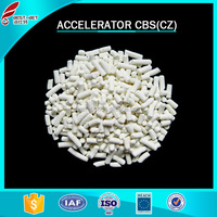 Good price white powder CZ tire chemicals Rubber Accelerator CBS