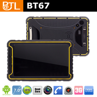 Factory direct sell BATL BT67 SMN364 HD shockproof andriod tablet 3G , Marine Construction waterproof dropproof
