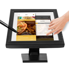 square screen 15 inch capacitive raspberry pi touch monitor