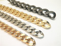 Aluminum chain for bags bag chain