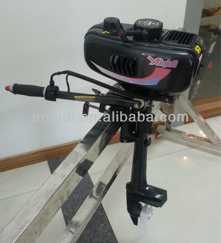 Outboard Motor With 2 Stroke Engine Buy 3hp Outboard