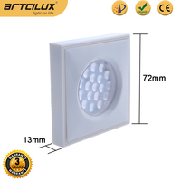 kitchen items 1W led spot light, small led table top directional spot light