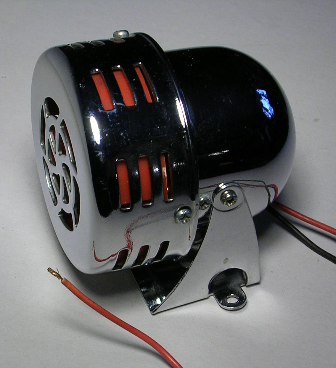CHOPPERS SIREN CHROME 12V