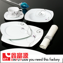 Factory direct sales all kinds of Light Weight Dinner Set