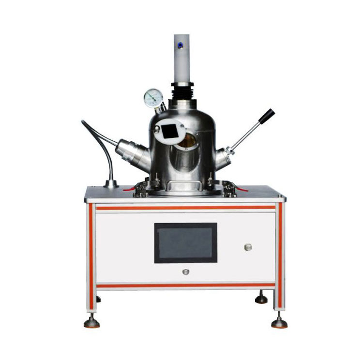 Small lab vacuum melting arc furnace for phase diagram research