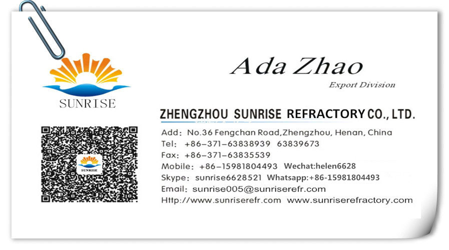 Glass Furnace use Fused 95 Alumina Refractory