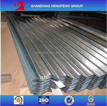 High Quality galvanized Corrugated Iron Roof Sheets price