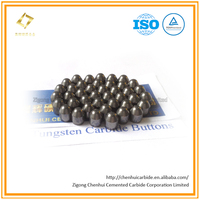 Spherical Tungsten Carbide Button Drill Bit/Cutting Teeth/Button Tips used on drill bits