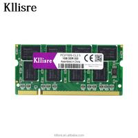 Kllisre DDR1 1GB ram PC2700 DDR333 200Pin Sodimm Laptop Memory DDR 1GB