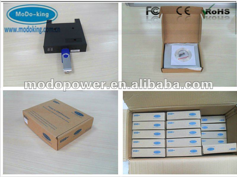 GOTEK Floppy to USB Converter for Tajima,Happy,Brother,Barudan,SWF,ZSK embroidery machine(The Cheapest Factory Price)