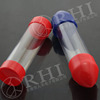 PP-8 OEM Printed PVC tube pvc pipe tube 3mm with pvc end cap