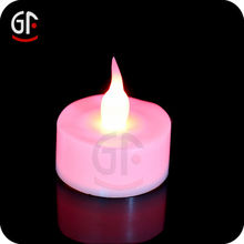 Hot Product 2017 Remote Control Led Candle