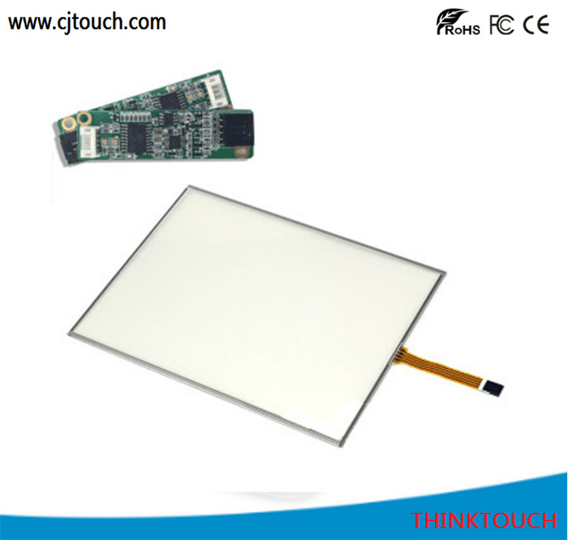 ITO Film ITO Glass 4096x4096 resolution resistive touch panel touch foil