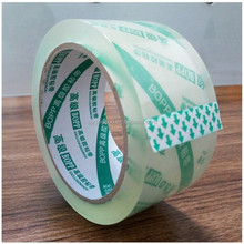 Clear BOPP Packing Tape BOPP Adhesive Tape Jumbo Roll OPP Tape For Carton Sealing