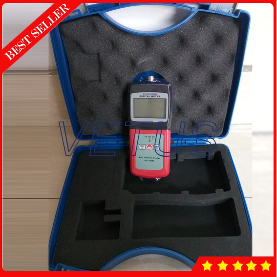 BTT-2880 belt wire tension meter with rang 0~750N