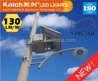 Easy install Integrated 30w solar street led light for Outdoor use
