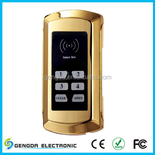 Password electronic digital combination lock for cabinet / lockers