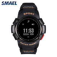 SMAEL PJ86 sport watch multifunction electronic watch smart bracelet Android IOS Bluetooth wrist watch