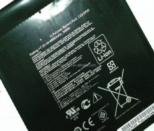 Original C22-EP121 Laptop Battery For ASUS B121 Tablet PC Series C22-EP121 Slate EP121