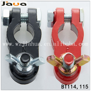 J&H Car /Marine Battery Terminal for coated wing nut