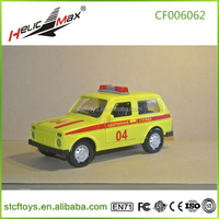 Made in China Christmas gift kids toys russia car model 1:32 pull back car plastic car model