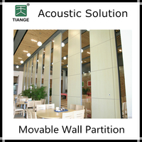 China high quality sliding partition wall