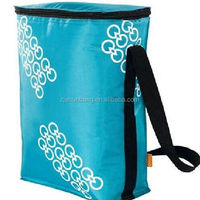 cooler bag/ insulated cooler bag with wheels/ neoprene cooler bag for 1.5l bottle