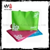 New design promotional pp non woven bag, pictures printing non woven bag, non woven drawstring bag with great price