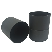 wholesale black cheap friendly round paper tube packaging in China