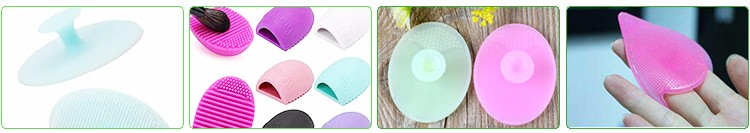 Soft Silicone Face Brush, FDA Face Cleaning Brush, Face Wash Brush