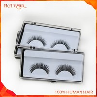 Beautiful mink custom eyelash packaging box extension tools