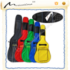 41 Inch Acoustic Guitar Waterproof Thicken Padded Bag Advanced shockproof guitar bag with Double Strap and Outer Pockets