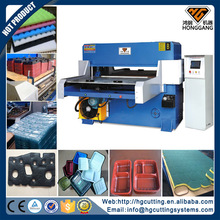 high speed double side automatic plastic bag making machine