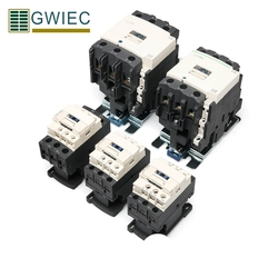 GWIEC Chinese Products Sold High Quality LC1-D09 3Phase New Type Ac Contactor 380V