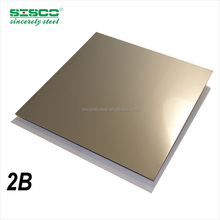 SS 22 gauge mirror finished stainless steel sheet export to Peru Chile