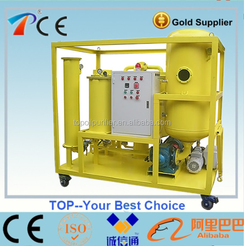 Model TYA Refrigeration Oil Filtration System,Industrial Oils Recovering Machine,Freezer Oil Filtering Device