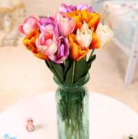 New products 2016 innovative product ideas wholesale preserved flower tulip flower