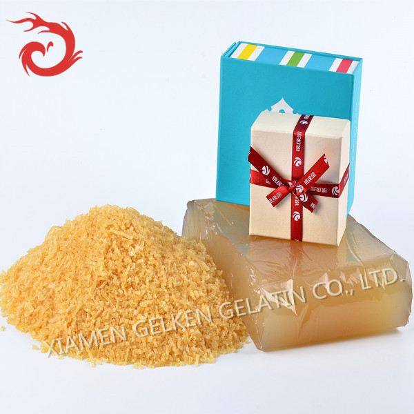 Industrial grade gelatin/jelly glue/adhesive glue for wood